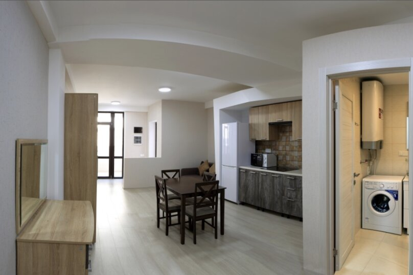 1-комн. квартира, 40 кв.м. на 3 человека, улица Красина, 1Б, Виноградное, Ялта - Фотография 2