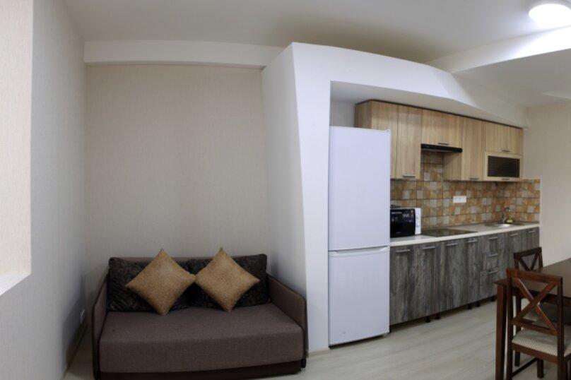 1-комн. квартира, 40 кв.м. на 3 человека, улица Красина, 1Б, Виноградное, Ялта - Фотография 4