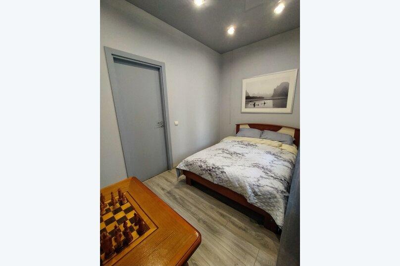 Двухместный номер с одной двуспальной кроватью, Агрономическая улица, 30А, Екатеринбург - Фотография 1