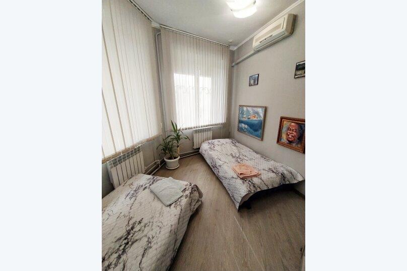 Двухместный номер с 2-мя раздельными односпальными кроватями, Агрономическая улица, 30А, Екатеринбург - Фотография 1