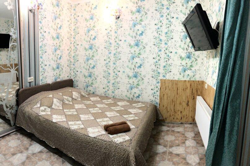 1-комн. квартира, 32 кв.м. на 3 человека, улица 14 Апреля, 19, Уютное, Судак - Фотография 17