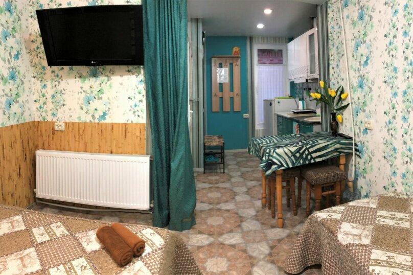 1-комн. квартира, 32 кв.м. на 3 человека, улица 14 Апреля, 19, Уютное, Судак - Фотография 21