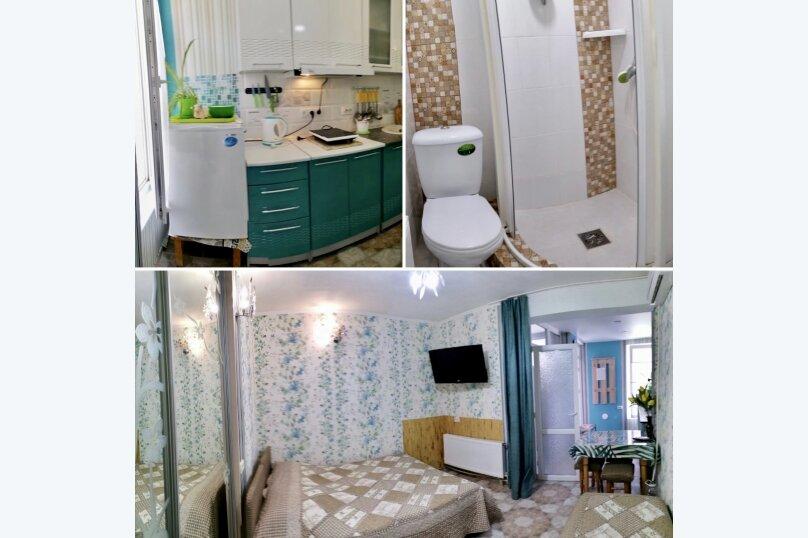 1-комн. квартира, 32 кв.м. на 3 человека, улица 14 Апреля, 19, Уютное, Судак - Фотография 31