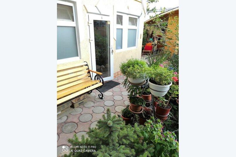 1-комн. квартира, 32 кв.м. на 3 человека, улица 14 Апреля, 19, Уютное, Судак - Фотография 42