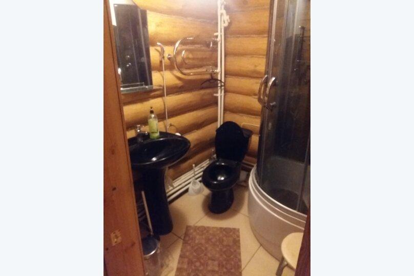 Коттедж 85 м² на участке 6 соток, 85 кв.м. на 8 человек, 2 спальни,  д. Заплавье, ул.Лесная, 4, Осташков - Фотография 14