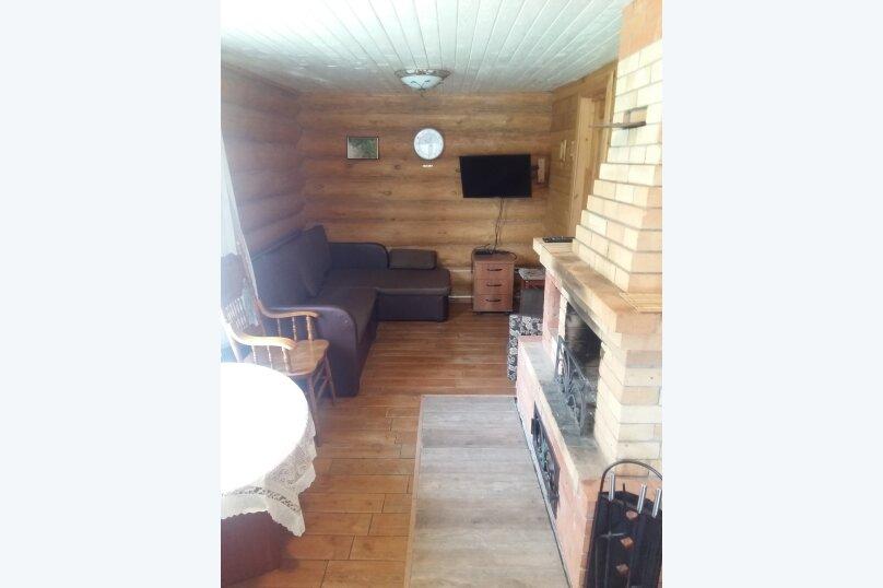 Коттедж 85 м² на участке 6 соток, 85 кв.м. на 8 человек, 2 спальни,  д. Заплавье, ул.Лесная, 4, Осташков - Фотография 15