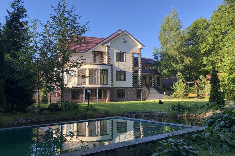 Дом, 600 кв.м. на 14 человек, 6 спален, Вокзальное шоссе, 14, Парголово - Фотография 1