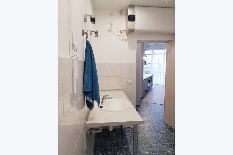 1-комн. квартира, 43 кв.м. на 4 человека, улица Щорса, 42к3А, Ялта - Фотография 4