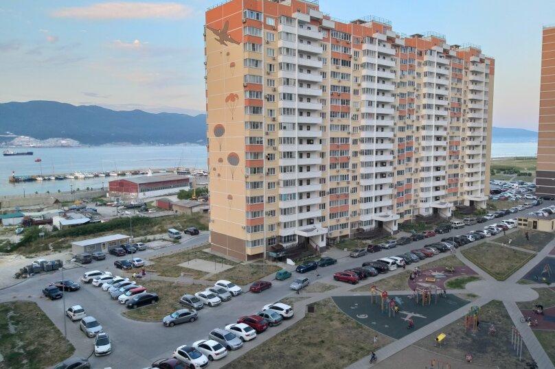 1-комн. квартира, 33 кв.м. на 4 человека, проспект Ленина, 52, Новороссийск - Фотография 2