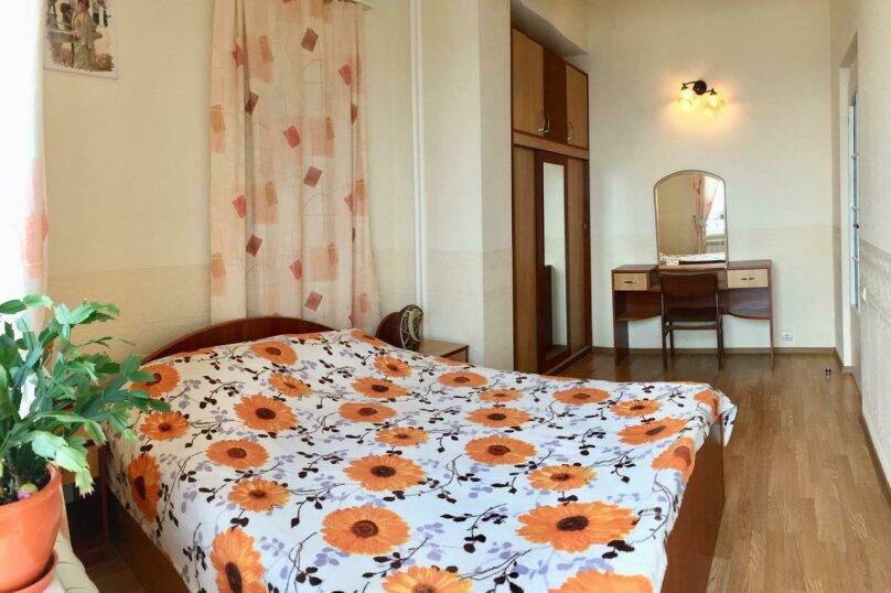 гостевой дом у моря на улице Дражинского,7, 55 кв.м. на 4 человека, 2 спальни, улица Дражинского, 7, Ялта - Фотография 24