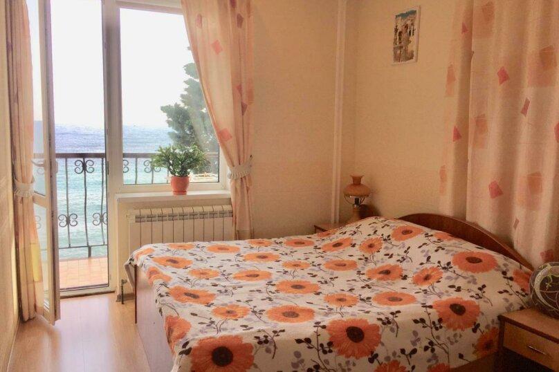 гостевой дом у моря на улице Дражинского,7, 55 кв.м. на 4 человека, 2 спальни, улица Дражинского, 7, Ялта - Фотография 25
