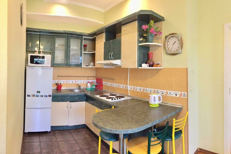 гостевой дом у моря на улице Дражинского,7, 55 кв.м. на 4 человека, 2 спальни, улица Дражинского, 7, Ялта - Фотография 28
