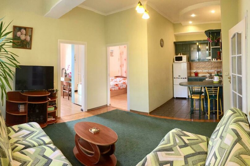 гостевой дом у моря на улице Дражинского,7, 55 кв.м. на 4 человека, 2 спальни, улица Дражинского, 7, Ялта - Фотография 30