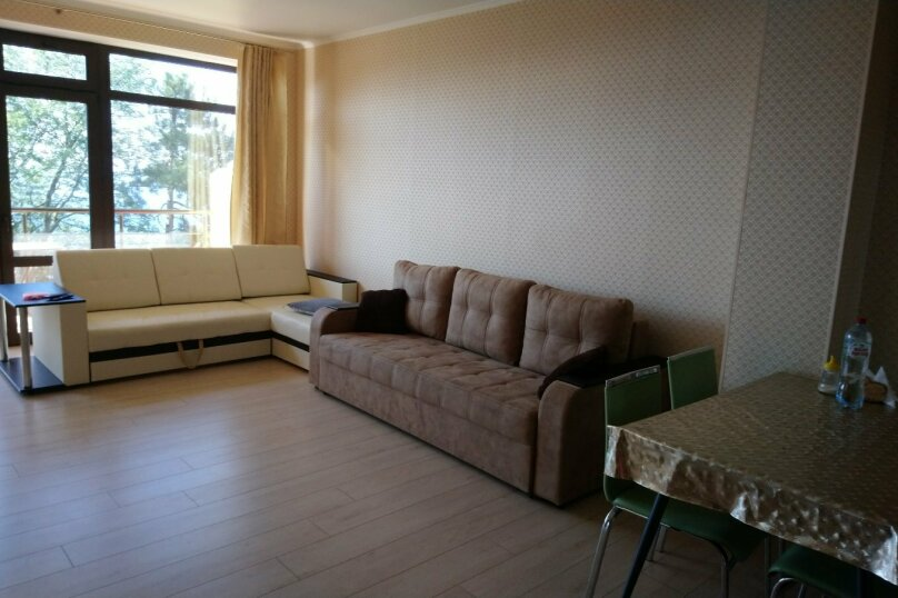 2-комн. квартира, 40 кв.м. на 6 человек, Алупкинское шоссе, 2Г, Кореиз - Фотография 9