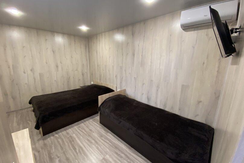 Гостевые домики «САНТОРИНИ», Парусная улица, 6 на 7 комнат - Фотография 21