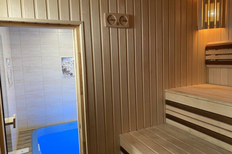 Гостевые домики «САНТОРИНИ», Парусная улица, 6 на 7 комнат - Фотография 29