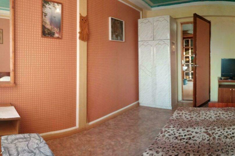 Домик с террасой (эконом класс для 2-4 чел) на 4 человека, 1 спальня, улица Моряков, 18, Лазаревское - Фотография 13