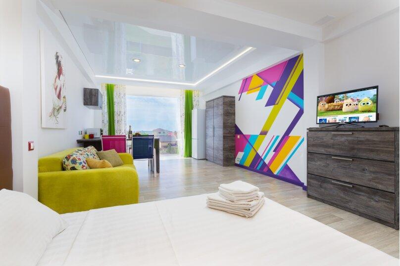 Апартаменты-студио, Сурожская улица, 34, Судак - Фотография 1