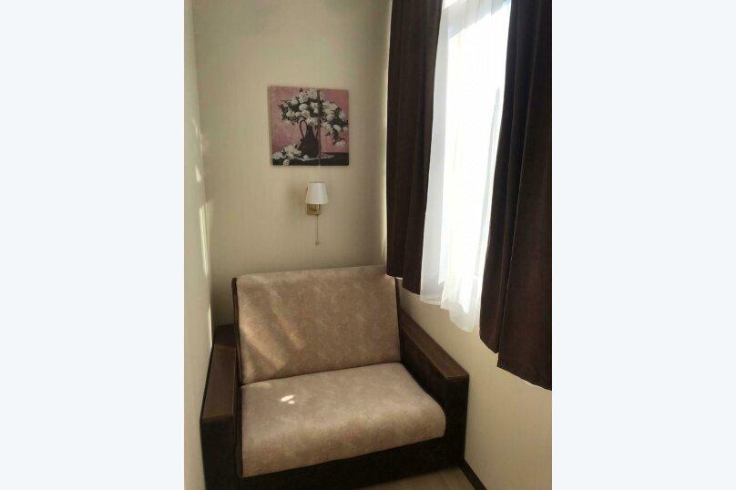 Полулюкс(апартаменты 2х комнатные с кухней), Набережная улица, 18А, Алушта - Фотография 6