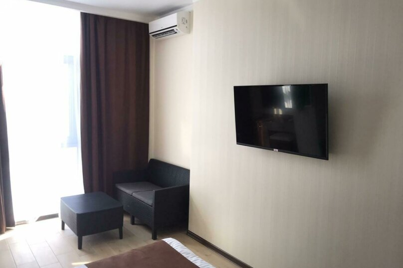 Полулюкс(апартаменты 2х комнатные с кухней), Набережная улица, 18А, Алушта - Фотография 8