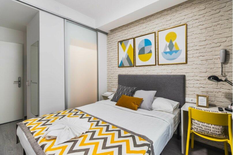 Номер Trend с кроватью размера «king-size», 8-я Радиальная улица, 6, Самара - Фотография 1