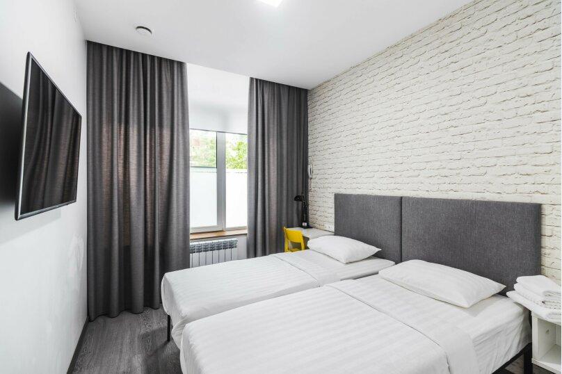 Двухместный номер Trend с 2 отдельными кроватями, 8-я Радиальная улица, 6, Самара - Фотография 1