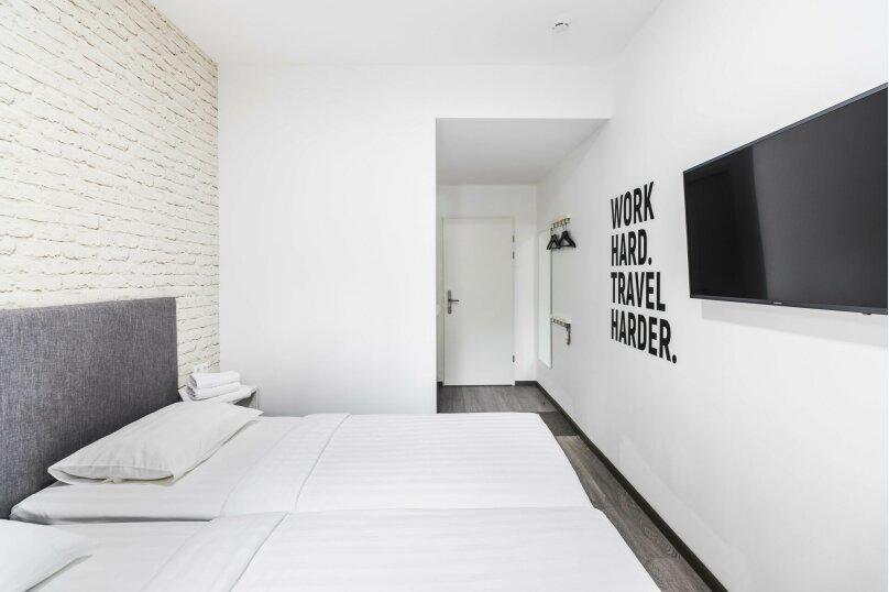 """Отель """"Тренд"""", 8-я Радиальная улица, 6 на 22 номера - Фотография 8"""