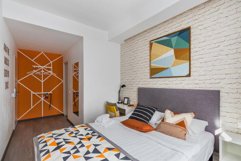Номер Trend с кроватью размера «king-size»+, 8-я Радиальная улица, 6, Самара - Фотография 1