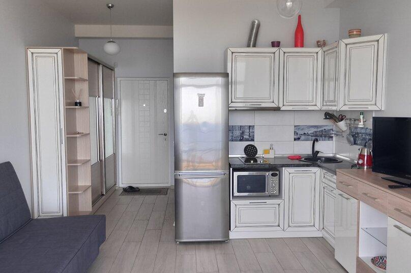 1-комн. квартира, 25 кв.м. на 3 человека, Виноградная улица, 1Г, Ливадия, Ялта - Фотография 11