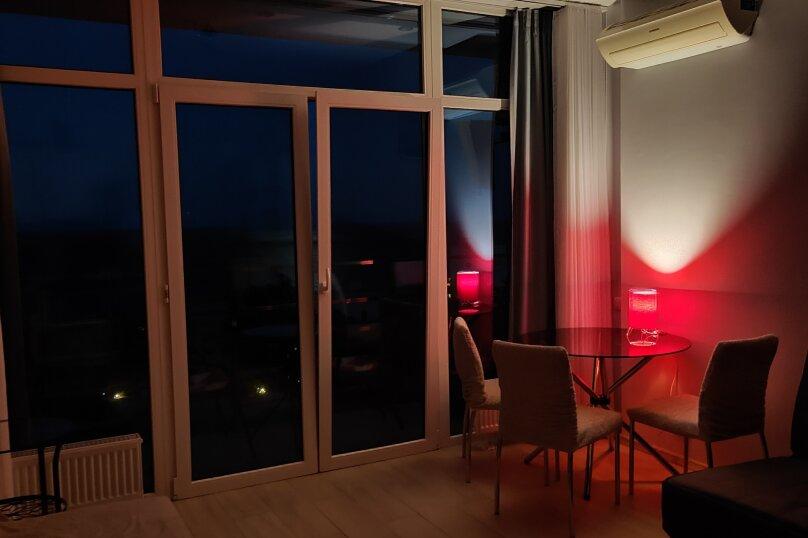1-комн. квартира, 25 кв.м. на 3 человека, Виноградная улица, 1Г, Ливадия, Ялта - Фотография 14