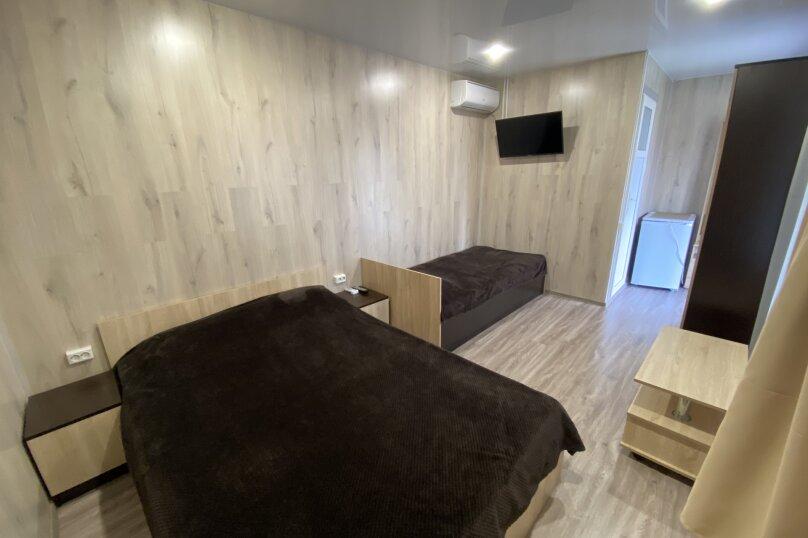 Гостевые домики «САНТОРИНИ», Парусная улица, 6 на 7 комнат - Фотография 43