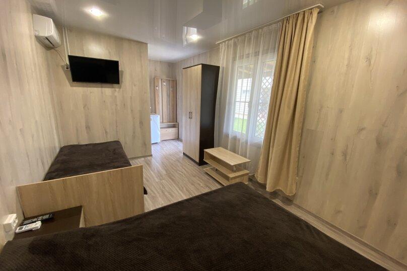 Гостевые домики «САНТОРИНИ», Парусная улица, 6 на 7 комнат - Фотография 44