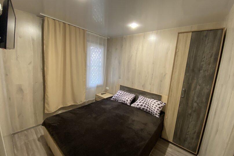 Гостевые домики «САНТОРИНИ», Парусная улица, 6 на 7 комнат - Фотография 34