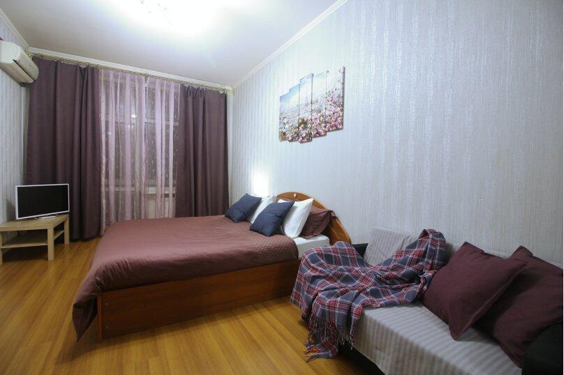 2-комн. квартира, 79 кв.м. на 5 человек, Большая Дорогомиловская улица, 9, метро Киевская, Москва - Фотография 10