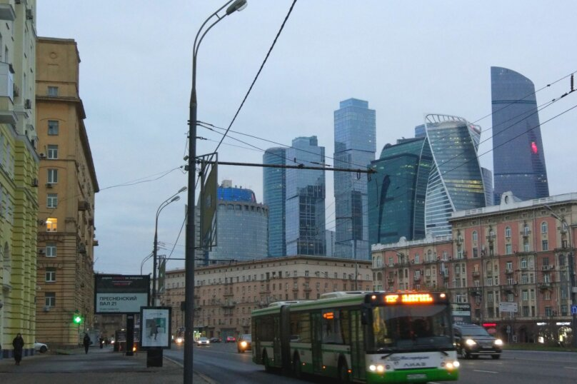 2-комн. квартира, 79 кв.м. на 5 человек, Большая Дорогомиловская улица, 9, метро Киевская, Москва - Фотография 11