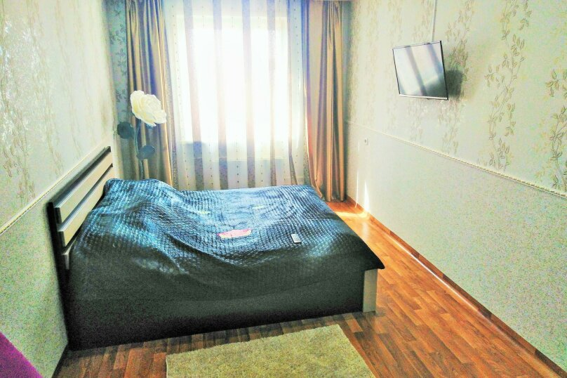 1-комн. квартира, 42 кв.м. на 4 человека, улица Петра Подзолкова, 5А, Красноярск - Фотография 6