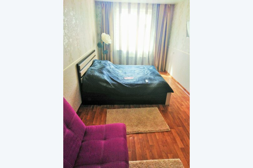 1-комн. квартира, 42 кв.м. на 4 человека, улица Петра Подзолкова, 5А, Красноярск - Фотография 7