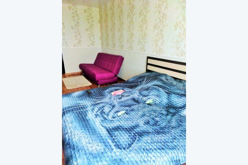 1-комн. квартира, 42 кв.м. на 4 человека, улица Петра Подзолкова, 5А, Красноярск - Фотография 9
