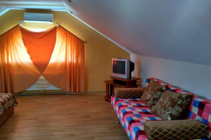 2-комн. квартира, 50 кв.м. на 6 человек, улица Дзержинского, 54, Евпатория - Фотография 2