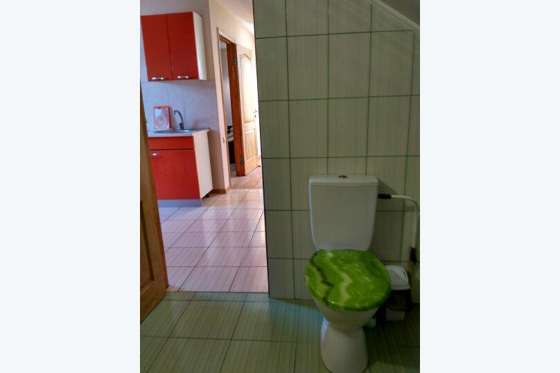 2-комн. квартира, 50 кв.м. на 6 человек, улица Дзержинского, 54, Евпатория - Фотография 7