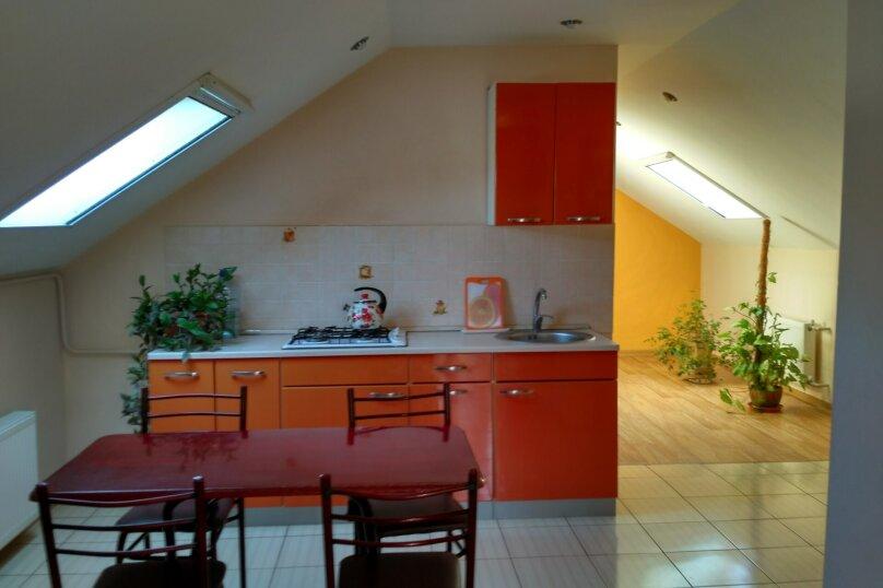 2-комн. квартира, 50 кв.м. на 6 человек, улица Дзержинского, 54, Евпатория - Фотография 9