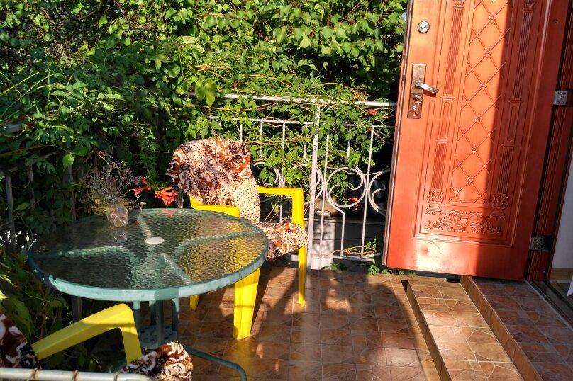 2-комн. квартира, 50 кв.м. на 6 человек, улица Дзержинского, 54, Евпатория - Фотография 12