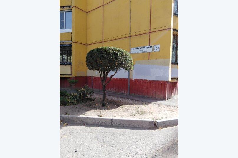 1-комн. квартира, 39 кв.м. на 4 человека, район Семь Ветров, улица 8-й Воздушной Армии, 15А, Волгоград - Фотография 12