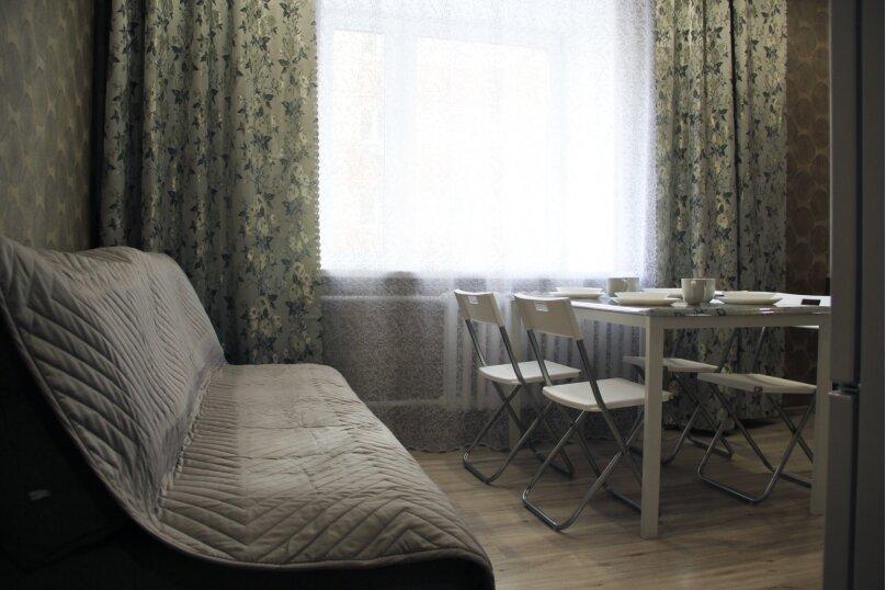 1-комн. квартира, 47 кв.м. на 4 человека, улица Адоратского, 1, Казань - Фотография 4