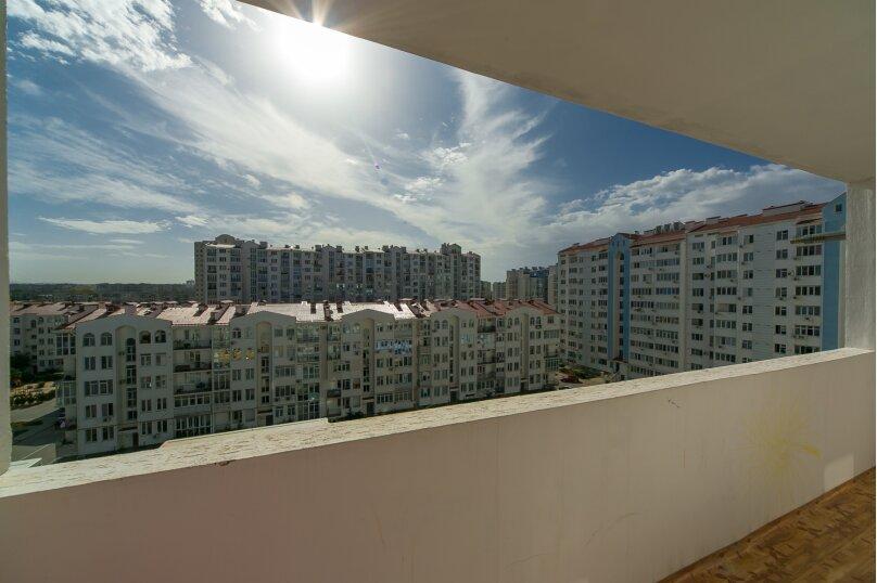 1-комн. квартира, 36.2 кв.м. на 2 человека, улица Челнокова, 29к3, Севастополь - Фотография 15