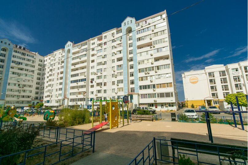 1-комн. квартира, 36.2 кв.м. на 2 человека, улица Челнокова, 29к3, Севастополь - Фотография 19