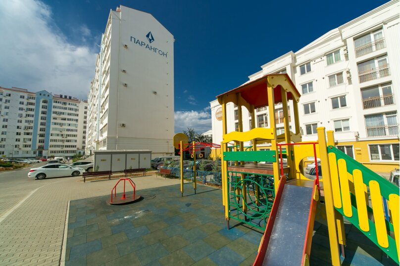 1-комн. квартира, 36.2 кв.м. на 2 человека, улица Челнокова, 29к3, Севастополь - Фотография 20
