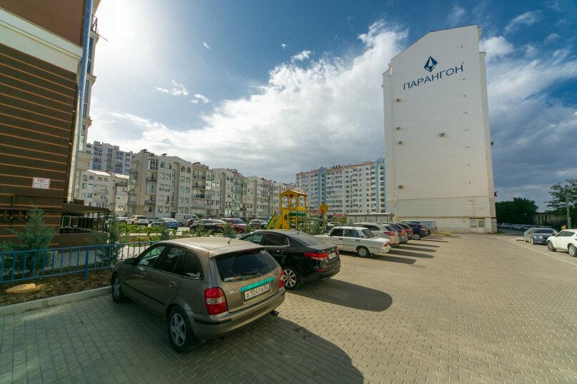 1-комн. квартира, 36.2 кв.м. на 2 человека, улица Челнокова, 29к3, Севастополь - Фотография 21