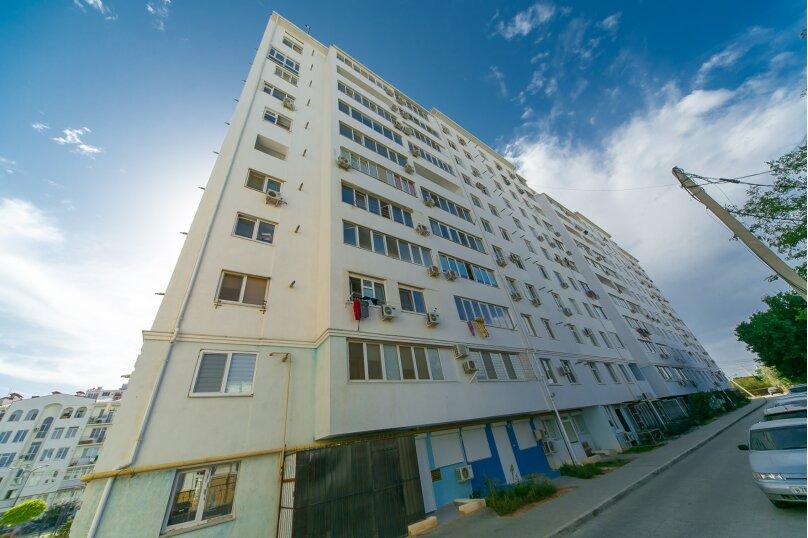 1-комн. квартира, 36.2 кв.м. на 2 человека, улица Челнокова, 29к3, Севастополь - Фотография 22
