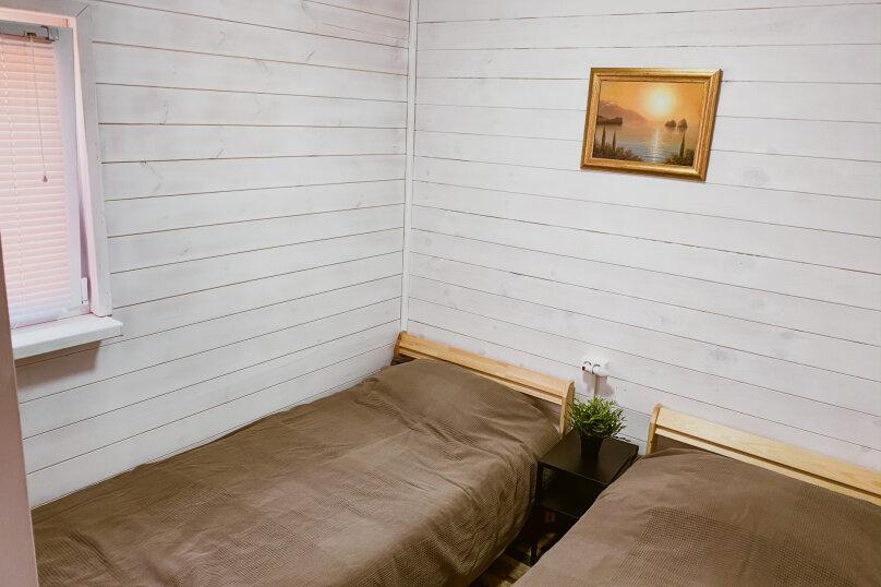 Домики с баней, Берёзовая улица, 65 на 5 комнат - Фотография 10